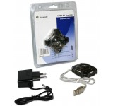 HUB USB2.0 4PORT  POWER SUPPLY