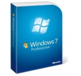 WINDOWS 7 Professional English 64Bit