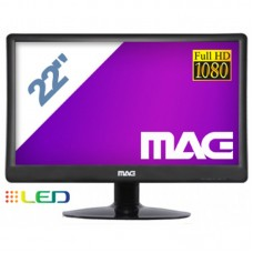MAG 22 LED M22D 1920X1080  DVI  SP