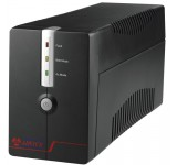 UPS 1000VA USB BLACK ADVICE  software