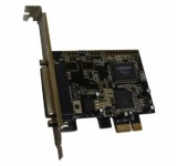 PCI EXPRESS CARD 1 PORT PARALLEL