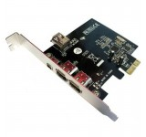 PCI EXPRESS CARD 1394 FIREWIRE
