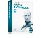 Eset NOD32 AntiVirus 4PC 1Year