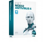 Eset NOD32 Anti Virus 1PC 1Year REN  חידוש