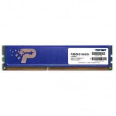 DDR3 8GB 1600Mhz PATRIOT HEATSINK