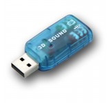 EXTERNAL SOUND CARD USB2.0