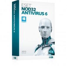 Eset NOD32 Anti Virus 1PC 3Year REN  חידוש