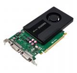 PNY Quadro K2000D 2GB GDDR5 D.DVI PCIE