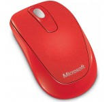 Microsoft Wireless Mobile Mouse 1000 Red