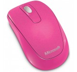Microsoft Wireless Mobile Mouse 1000 Pink